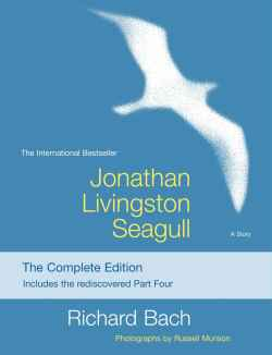 Jonathan Livingston Seagull book